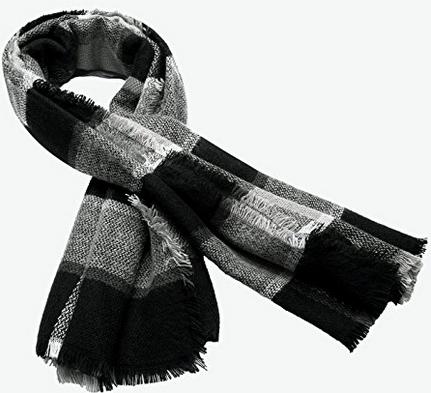 Atmoko Herbstschal Weich & Warm für Herren und Damen nur 7,99 Euro