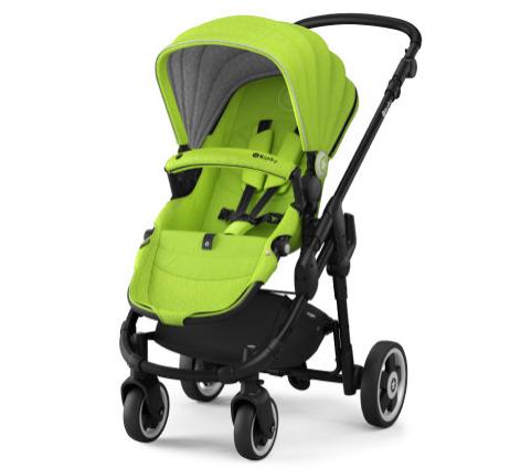 Kiddy Kinderwagen Evoglide 1 Lime-Green