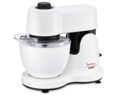 Moulinex Küchenmaschine Masterchef Compact White QA2101 für nur 45,98 Euro inkl. Versandkosten