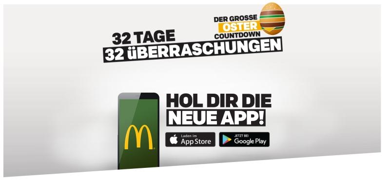 Big Mac 1 Euro bei McDonalds
