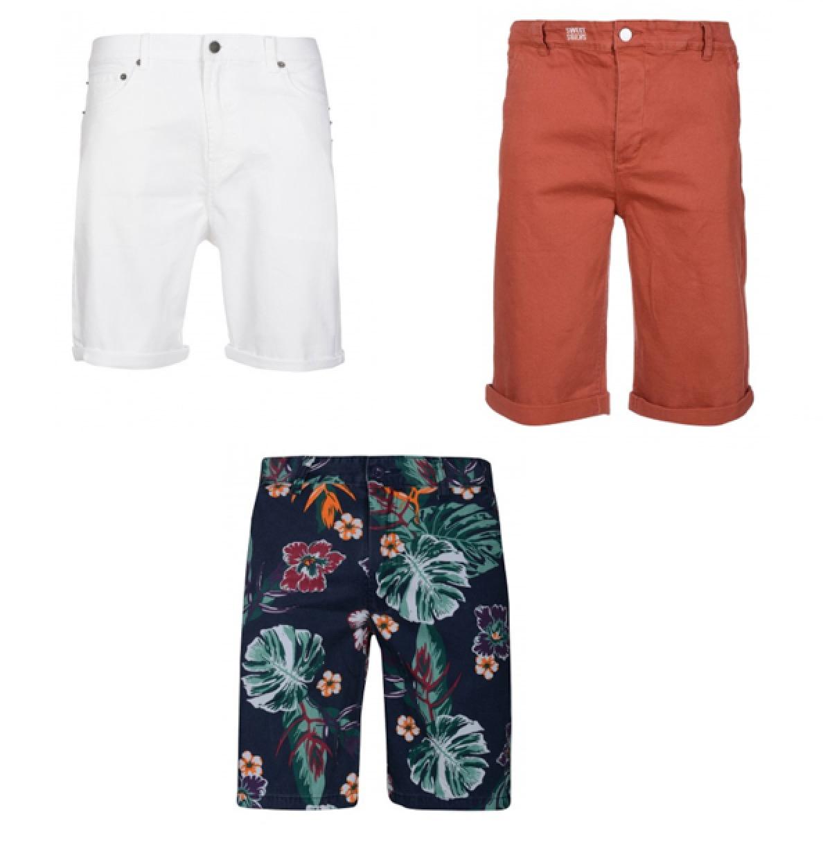 Verschiedene Shorts im Sale bei Outlet46 – schon ab 7,99 Euro (MBW: 19,- Euro)