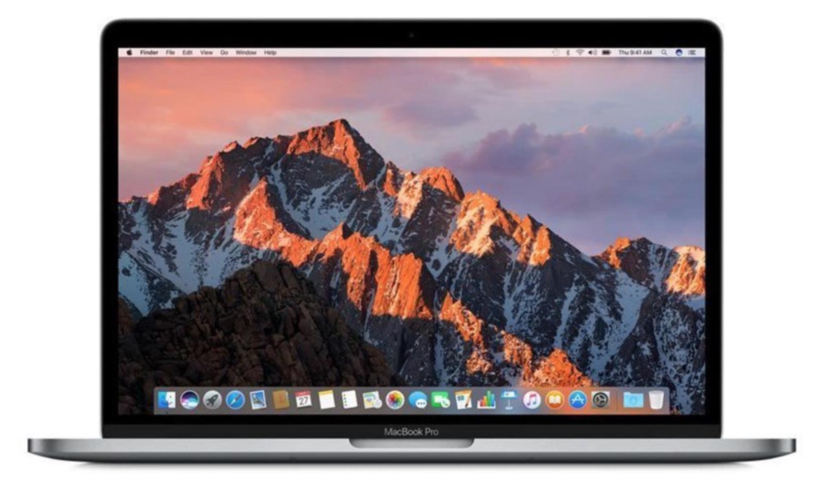 Apple MacBook Pro 13 Zoll MPXQ2D/A mit i5, 8GB RAM, 128GB SSD für nur 1351,- Euro + 337,75 Euro in Superpunkten