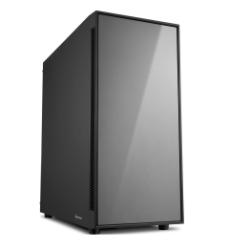 Sharkoon AM5 Silent Titanium PC-Gehäuse für nur 45,30 Euro inkl. Versand