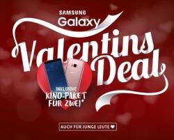 O2 Free M 10GB für 34,99 Euro mtl. mit Samsung Galaxy S8 in schwarz oder Pink + Kinogutschein für 4,95 Euro einmalige Zuzahlung