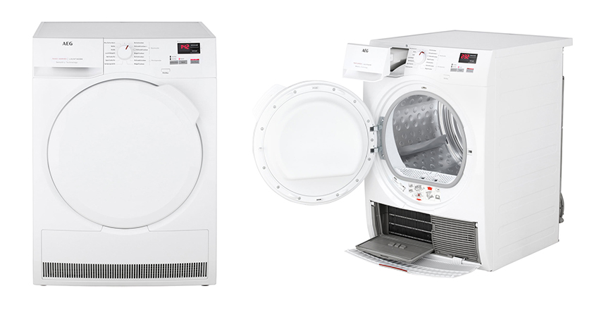 Aeg lavatherm t dba wärmepumpentrockner kg a für nur