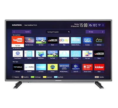 Grundig 43 GFT 6728 43 Zoll Full HD LED Smart TV für nur 299,- Euro inkl. Lieferung