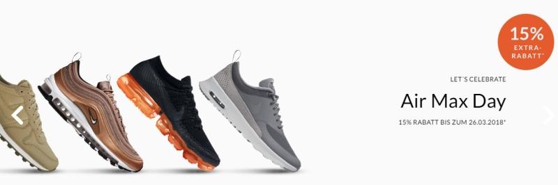 cheap price best deals on quality products Nur heute: 15% Rabatt auf ausgewählte Nike Sneakers bei ...