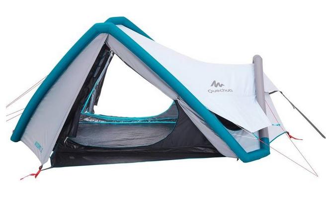 aufblasbares campingzelt air seconds xl f r 2 personen nur 69 99 euro inkl versand. Black Bedroom Furniture Sets. Home Design Ideas