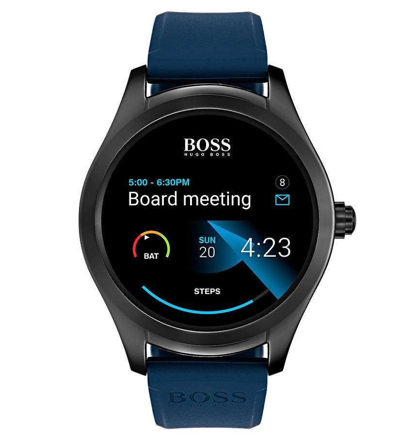 BOSS Smartwatch Touch