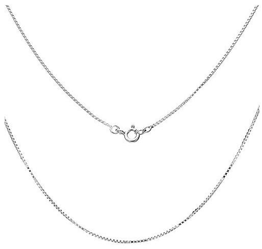 Damen-Halskette 925er Sterlingsilber 40cm nur 5,99 Euro