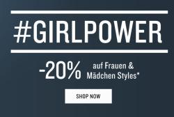 TomTailor: 20% Rabatt auf alle nicht reduzierten Artikel der Kategorien Damen und Mädchen.