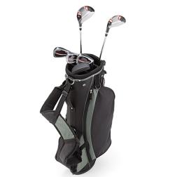 Einsteiger-Golfsets für Damen und Herren je 79,- Euro inkl. Versand
