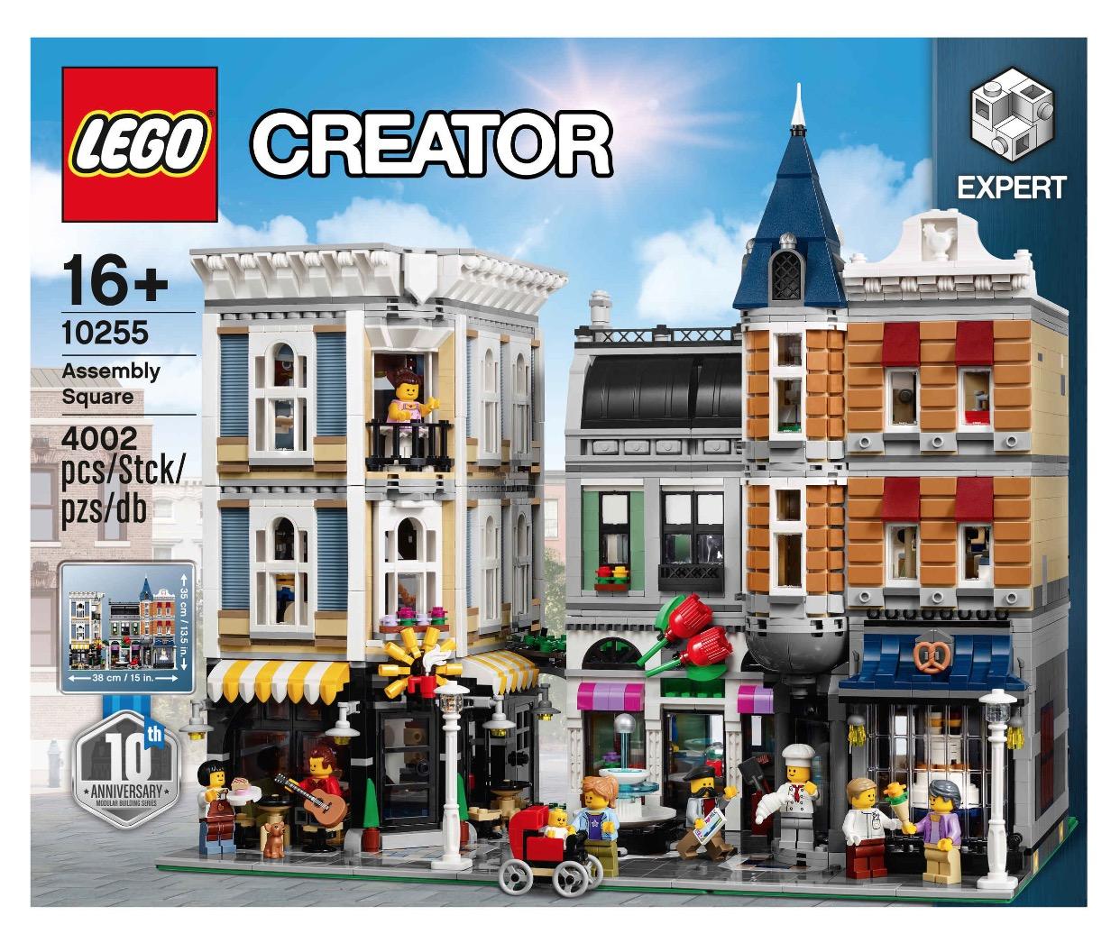 LEGO Creator Stadtleben (10255) für nur 188,99 Euro inkl. Versand