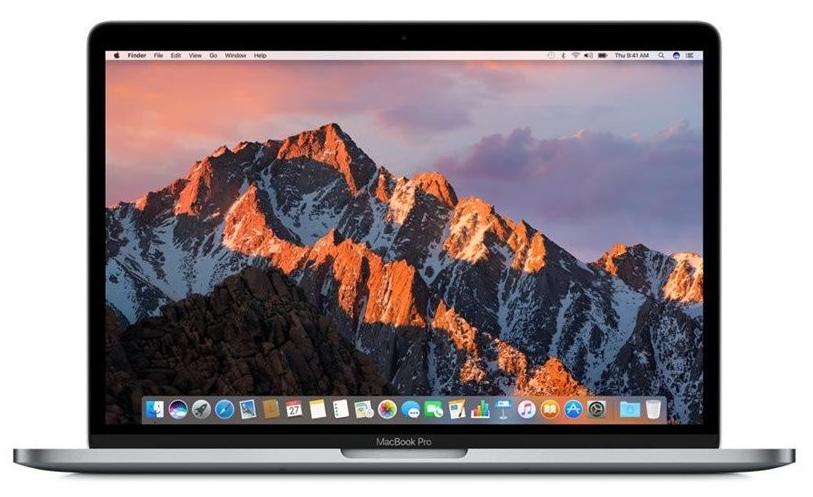 Apple MacBook Pro 13,3″ (MPXV2D/A) mit Touchbar 8GB und 256GB SSD für nur 1589,28 Euro