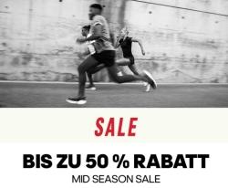 Ab sofort wieder Midseason Sale bei Adidas mit bis zu 50% Rabatt