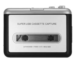 Retro Technikgadget! Ezcap USB Walkman mit Digitalisierungsfunktion für 11,66 Euro