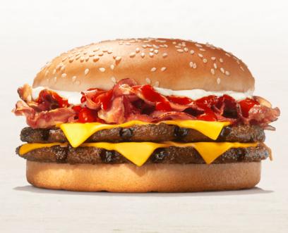 Bacon King als Coupon