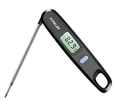Sommer-Gadget: Topelek Grillthermometer inkl. Flaschenöffner und Taschenlampe für nur 6,99 Euro
