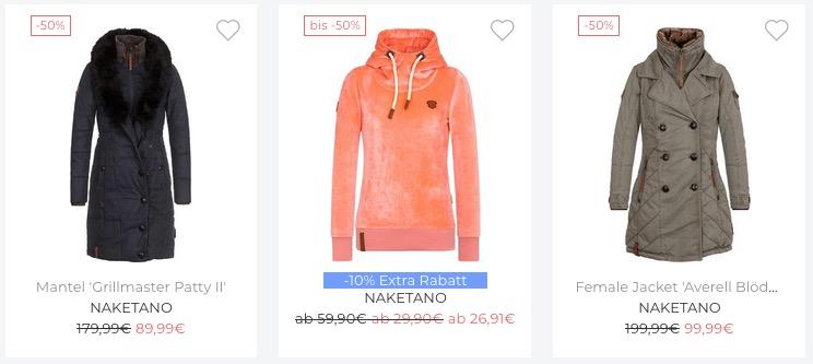 Bei About You läuft gerade ein Naketano-Sale mit Rabatten von bis zu 53%  und ihr zahlt hier auch keine Versandkosten! d72bc028cd