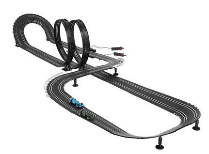Carrera Autorennbahn Speed Racers (2 Autos und 2 Joysticks) nur 34,94 Euro inkl. Versand