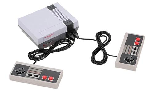 Neuer Bestpreis: NES Retro Mini Spielekonsole mit 500 Spielen für nur 13,39 Euro inkl. Versand