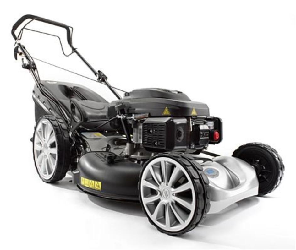 Güde BIG WHEELER 565 Speed-I Blackline Benzin-Rasenmäher für nur 299,95 Euro