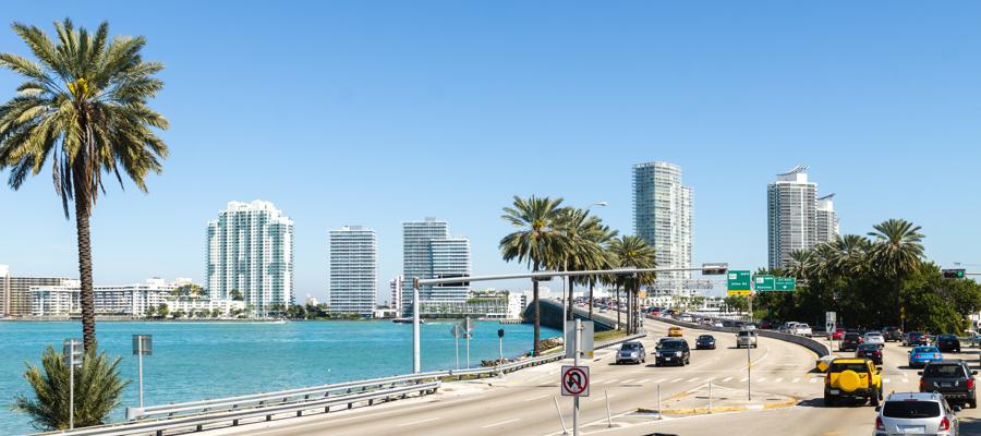 **Knaller**Juni/Juli in Florida – Fly & Drive – 9 Tage mit Flug und Mietwagen – nur 419,- Europ.P.