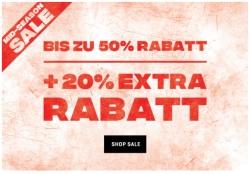 Großer PUMA Sale mit bis zu 50% Rabatt + 20% Extrarabatt + keine Versandkosten ab 25,-