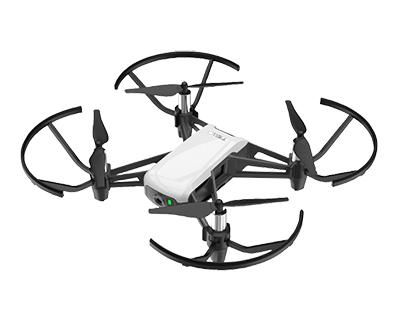 Powered by DJI: RYZE Tello Drohne für nur 89,- Euro bei MediaMarkt
