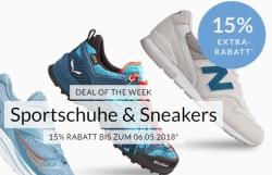 Engelhorn Sport Weekly Deal: 15% Rabatt auf Schuhe
