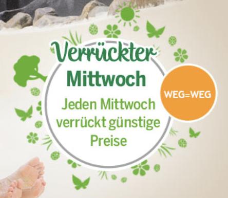 Verrückter Mittwoch bei Center Parcs – FRÜHBUCHER – 5 Tage im Hotel/Apartment/Ferienhaus für bis zu 8 Personen ab 149,- Euro