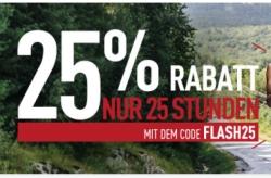 Nur heute: Bis zu 50% Rabatt im Reebok Outlet + 25% Gutscheincode und kostenloser Versand