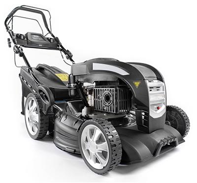 Güde Big Wheeler 460/1 8in1 Blackline Benzin-Rasenmäher für nur 239,95 Euro inkl. Versand