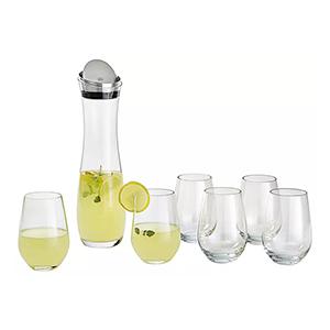 Schott Zwiesel Fresca Karaffe + 6 Gläser für nur 33,94€ inkl. Versand
