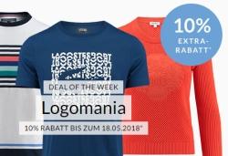 db3d75f4a008ed Engelhorn Weekly Deal  10% Extrarabatt auf Logomania - Snipz.de