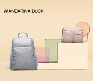Koffer und Taschen von Mandarina Duck zu Schnäppchenpreisen bei Vente-Privee