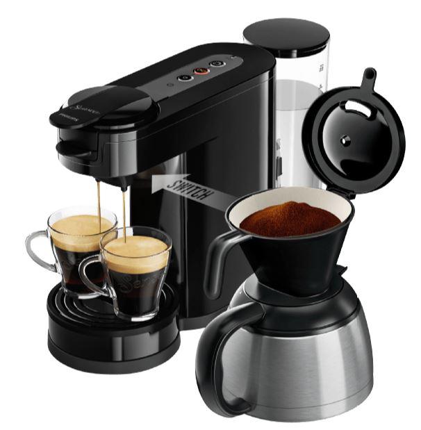 PHILIPS SENSEO HD 7892/60 Switch Kaffeemaschine für nur 65,- Euro inkl. Versand