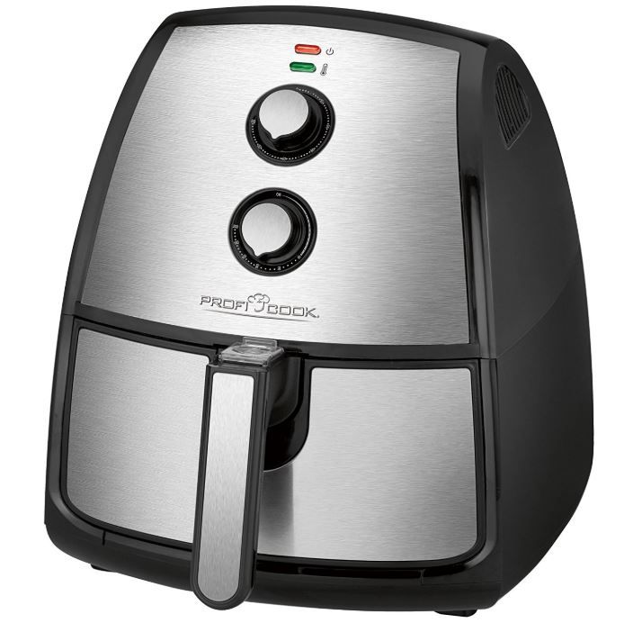 PROFI COOK PC-FR 1115 H Friteuse (1500 Watt) für nur 59,- Euro inkl. Versand