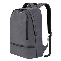 REYLEO Herren Business Rucksack für Notebooks bis 14.1 Zoll für 20,99 Euro