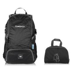 Faltbarer Rucksack von Tomshoo mit 30L Volumen nur 7,91 Euro
