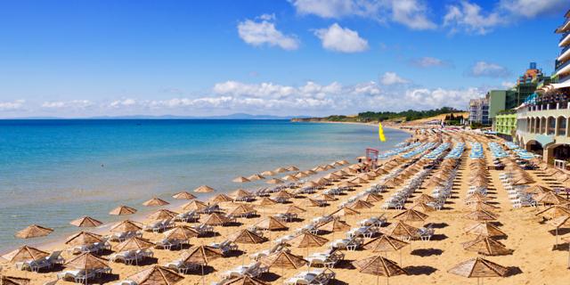 1 Woche Bulgarien im 4*Hotel (86%) inkl. All Inclusive nur 257,- Euro pro Person