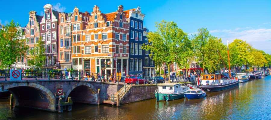 Amsterdam 4 Tage