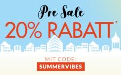 Engelhorn Summer Pre-Sale mit 20% Rabatt auf nicht reduzierten Artikel