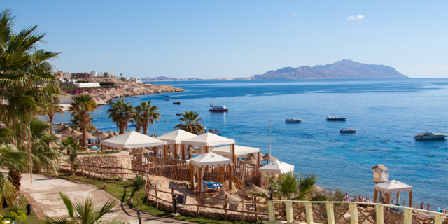 1 Woche Hurghada im 5*Hotel (91%) inkl. All Inclusive, Flügen und Transfer nur 200,- Euro pro Person