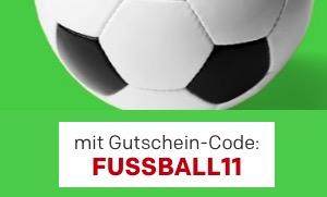 Fussballsommer Aktion bei Rakuten mit 11% Rabatt auf viele ausgewählte Artikel