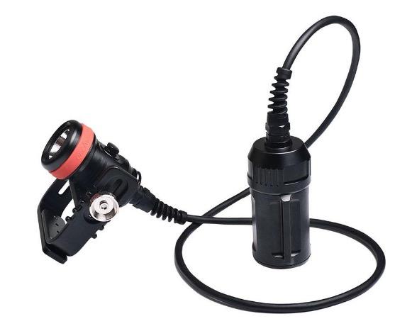ORCATORCH D620 Tauchlampe für nur 193,89 Euro inkl. Versand