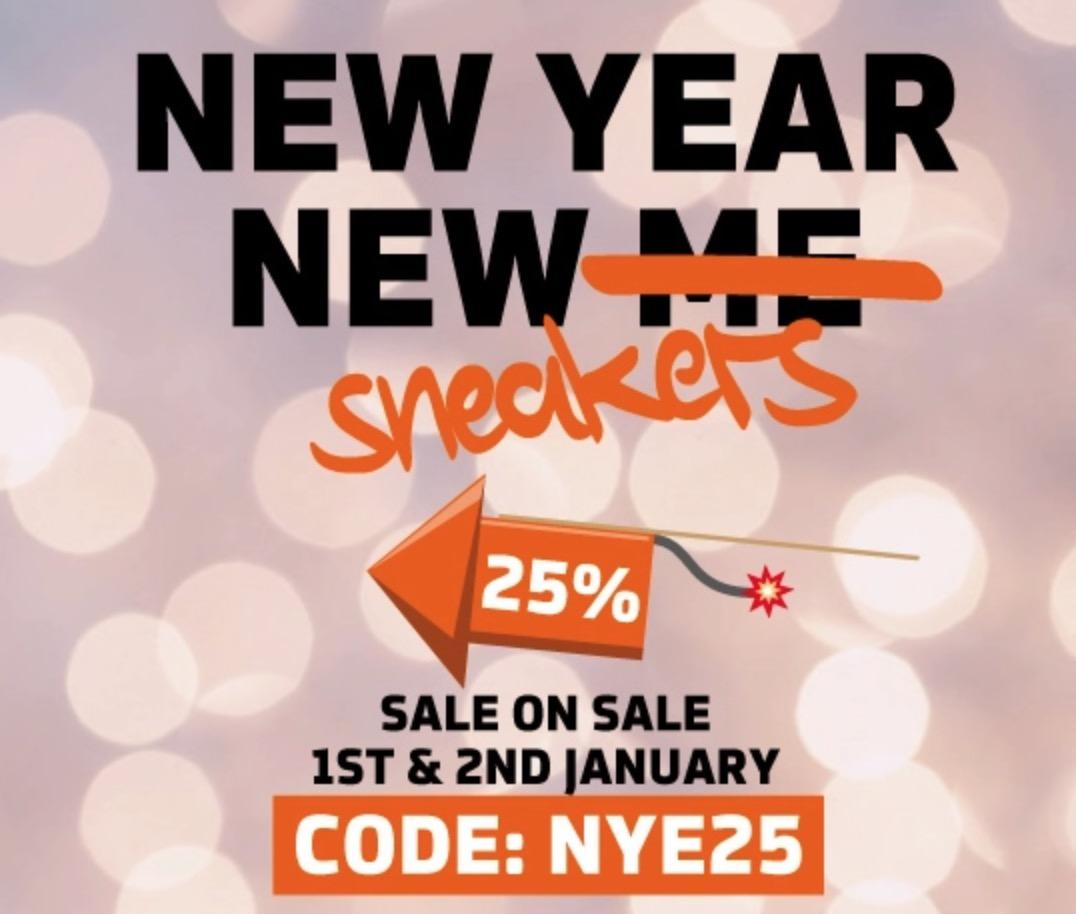 ef5063395990f3 Für Sneakerfans  Großer Sale im Afew Onlineshop + 25% Extrarabatt auf alle  bereits reduzierten Artikel - Snipz.de
