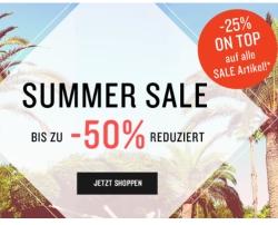 Top! 50% Rabatt im Tom Tailor Summer Sale + 25% Gutscheincode für Collectors Club Mitglieder