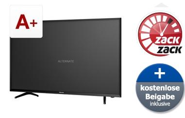 43 Zoll Hisense H43NEC2000S LED-Fernseher für nur 230,89 Euro bei Zahlung via Masterpass