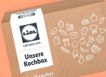 Lidl Kochboxen ab 3,99 Euro pro Mahlzeit versandkostenfrei – dazu: 20,- Euro Neukundengutschein